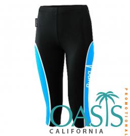 Smart & Sporty Black Pant