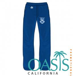 Stunning Blue Tack Pant