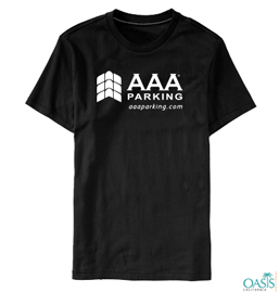 AAA Holiday Round Neck Black