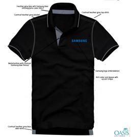 Black Half Sleeves T Shirt