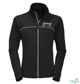 Black-Jenny-Craig-Jacket!