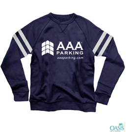 Dark Blue Long Sleeve AAA Sweatshirt