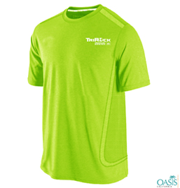 Grass Green Trirock Tee