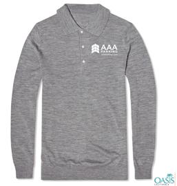 Grey Delight AAA Polo T-Shirt