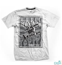 I Want You Music Revolution T Shirt