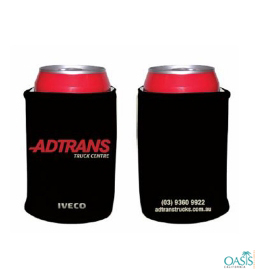 Truck Red Cans With Black Cover