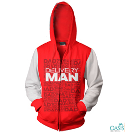 Red Quirky Slogan Sweatshirts