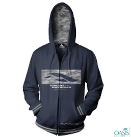 Semi Casual Formula 1 Hood Jacket