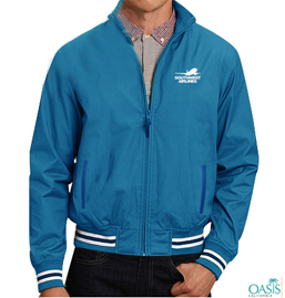 Cool Blue Sky Jacket
