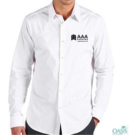 Crisp White Shirts