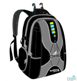 Thunderbolt logo Backpack
