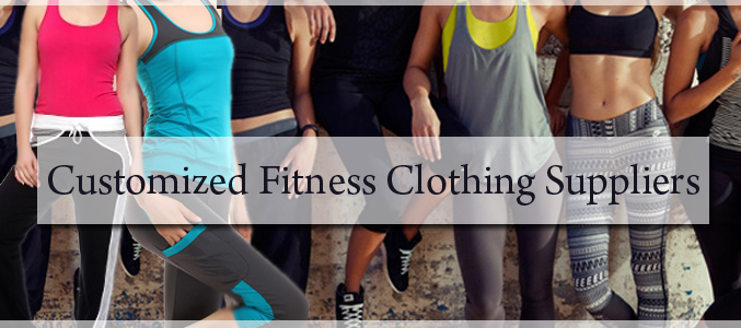 Customized Fitness Clothing Manufacturer