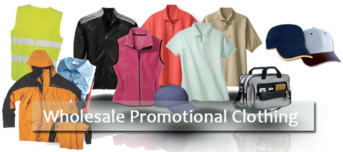 Wholesale Promotional Clothing Supplier