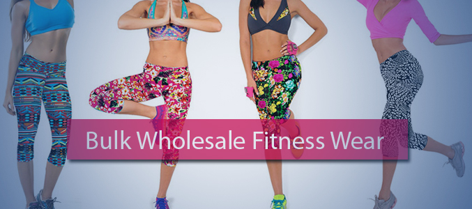 Bulk Wholesale Fitness Wear