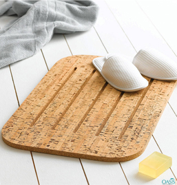 Bamboo Wooden Bathmat