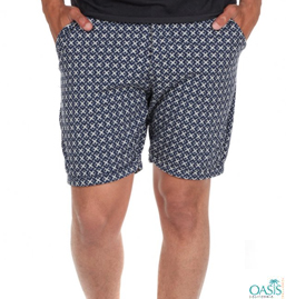 Slim Fit Shorts For Men