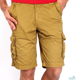 Khaki Shorts For Men