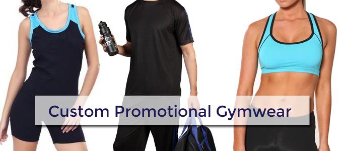 Custom Promotional Gymwear Supplier