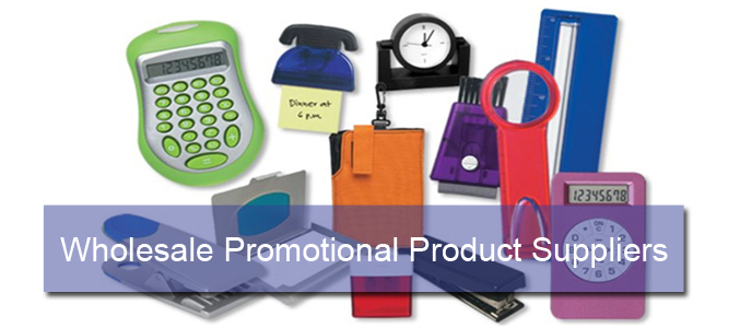 Wholesale Promotional Product Suppliers
