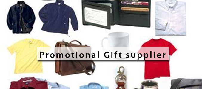 Wholesale Promotional Gifts Supplier
