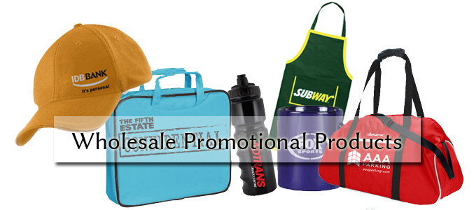 Wholesale Promotional Products Supplier