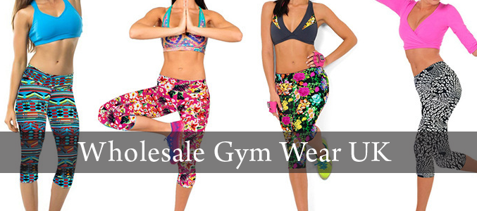 Wholesale Gym Wear Supplier UK