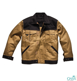 Black Work Jacket Supplier