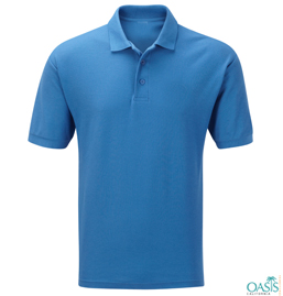 Blue Polo Shirt Distributor
