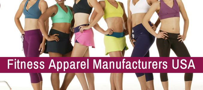 Wholesale Fitness Apparel Supplier