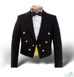 Navy Dinner Dress Blue Jacket Supplier USA