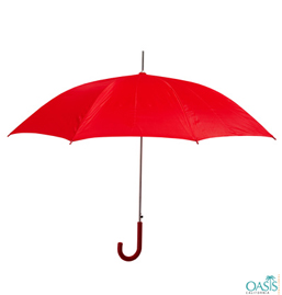 Red Umbrellas Supplier