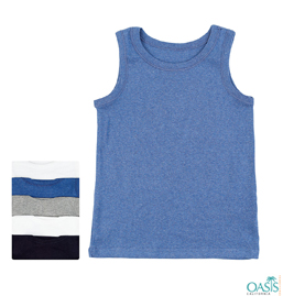 School Uniform Sleeveless Vest Supplier