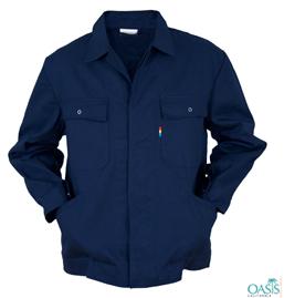 Work Wear Jacket Supplier