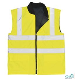 Yellow Safety Vest Manufacturer
