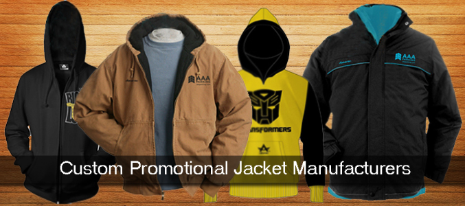 Promotional Jackets Supplier