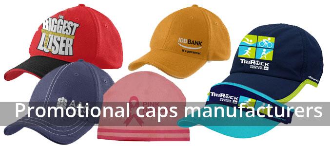 Wholesale Promotional Caps Manufacturer