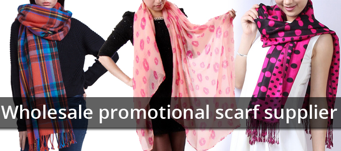 Promotional Scarf Manufacturers USA