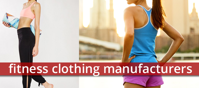 Fitness Clothing Wholesale Distributors