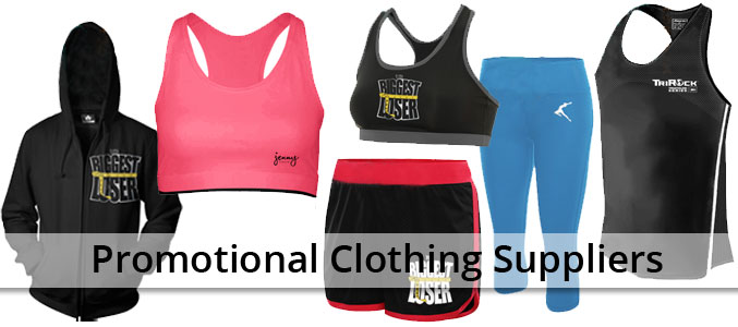 Wholesale Promotional Clothing Suppliers
