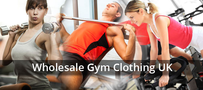 Wholesale Gym Clothing UK