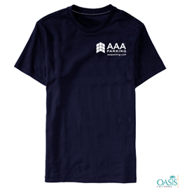 AAA Holiday Round Neck Midnight Blue