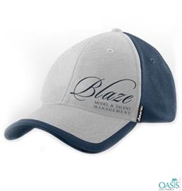 Blue Blaze Cap