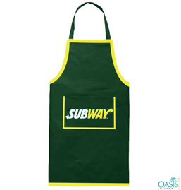 Bus Green Apron
