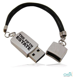 Cool Fifth Estate Pen-Drive Bracelet