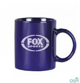 Coffee Mug In Royal Blue