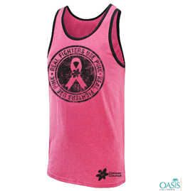 Hope Pink Workout Tee