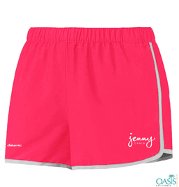 Men Red Shorts