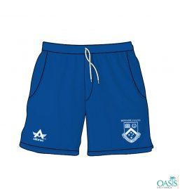 Mens Navy Blue Shorts