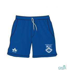 Mens Navy Blue Shorts