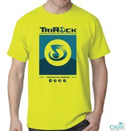 Neon Yellow T shirt